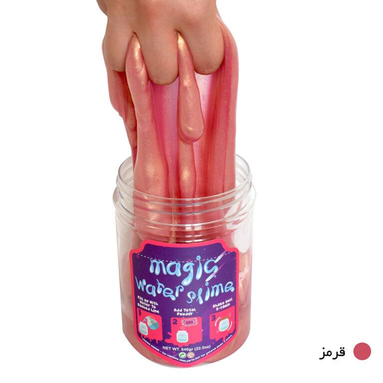 ژل بازی واتر اسلایم جادویی Magic Waterslime