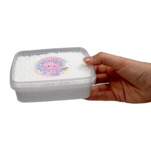 دونه برفی سفید مدل Tiny Foam 8 حجم 400 میلی لیتر
