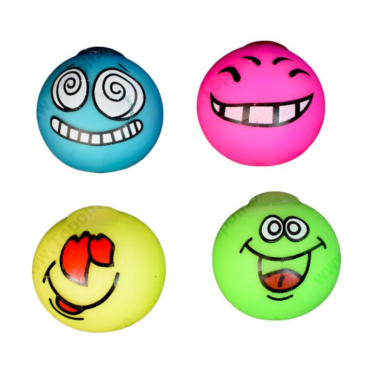 فیجت توپ ایموجی خامه ای مدل Creamy emoji