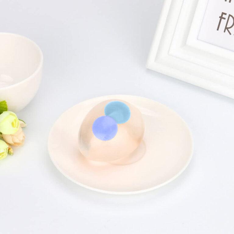 فیجت تخم مرغ ضد استرس دو زرده مدل egg stress ball