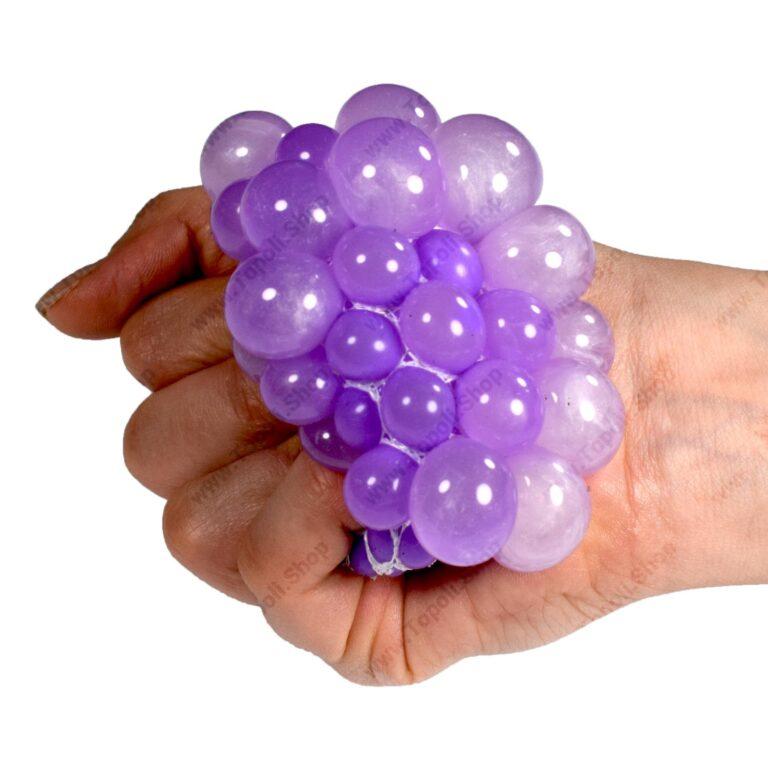 میش بال اسلایمی مدل Changing Slime Mesh Balls