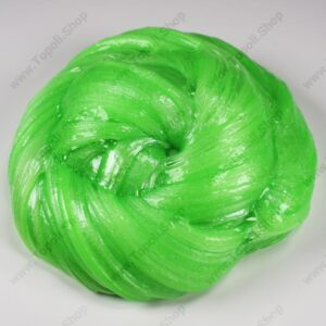 اسلایم پاستلی سبز