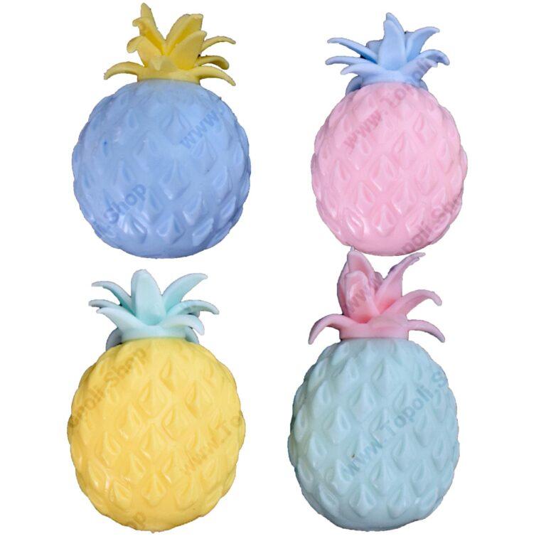 فیجت آناناس خامه ای