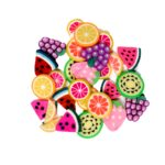 برش میوه برای اسلایم