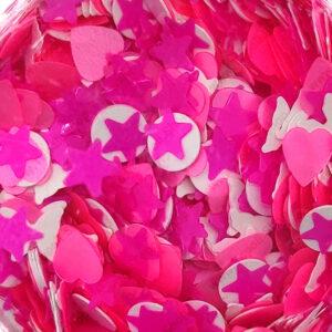 اکلیل اسلایم Pink Mixed
