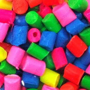 ترافل رنگی اسلایم