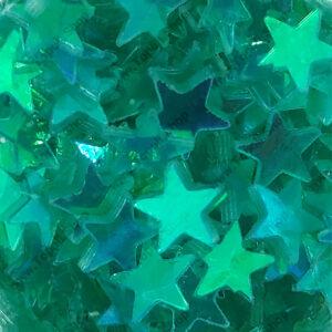 اکلیل ستاره ای سبزآبی